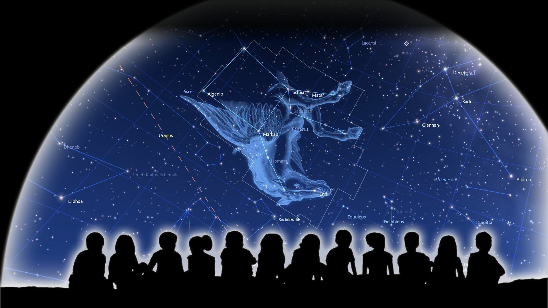 Starry Night Night Sky Tours In Villas - How to read a star map